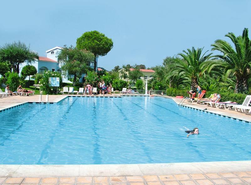 Appartementen Helion - Gouvia - Corfu